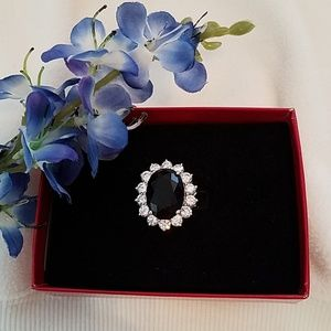 Women's Ring Replica of Princess Diana's Ring $25